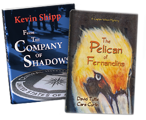 From The Company of Shadows and The Pelican of Fernandina